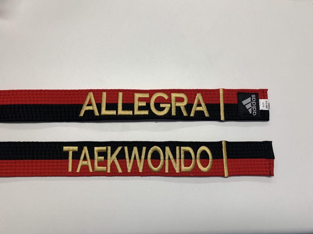 Allegra Taekwondo